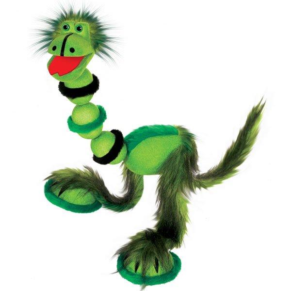 957a8509b Dandy Toys Marioneta Dráčik zelený | divadielko.sk